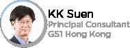 KK Suen - Principal Consultant - GS1 Hong Kong