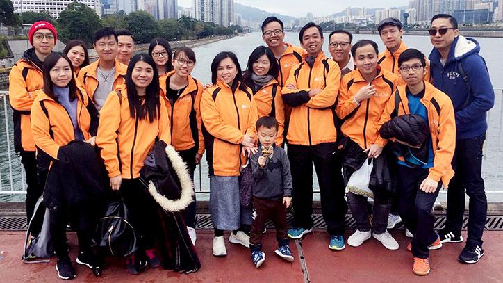 20170226 - New Territories Walk for Millions 2017
