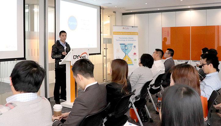 20180418 - FlexSystem x DYXnet Seminar